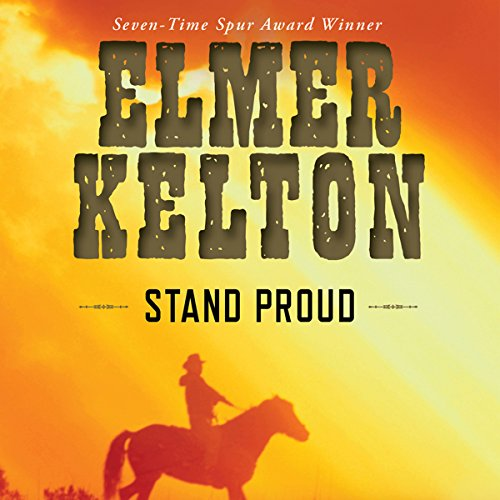 Stand Proud audiobook cover art