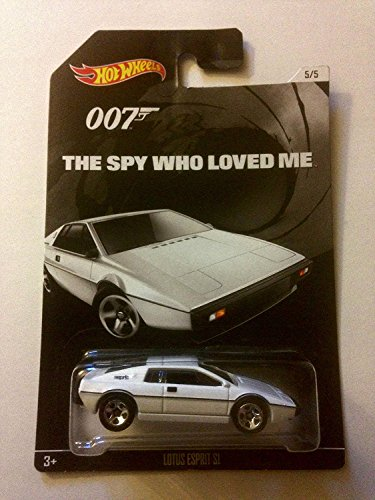 Hot Wheels James Bond 007 2015 - The Spy Who Loved Me (5 von 5)