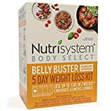 Nutrisystem® Body Select™ Belly Buster 5-Day Weight Loss Kit: Delicious Meals with SmartCarb Nutrition