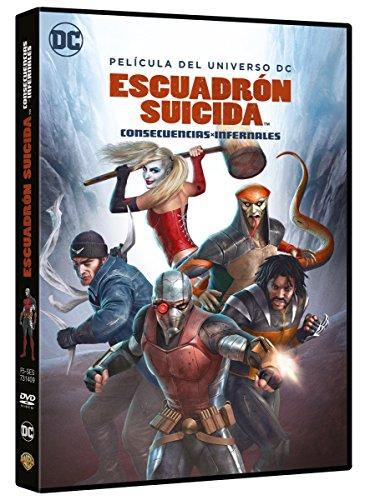 Escuadrón Suicida: Consecuencias Infernales [DVD]