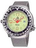 Diver Watch with' Japan Miyota Automatic' Sapphire Glass T0228MIL