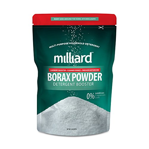 MILLIARD Borax Powder - Pure Multi-Purpose Cleaner (2 lb.)