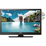 ANTARION TV2410 TV LED 24' 60cm Téléviseur DVD intégré Compatible 12V