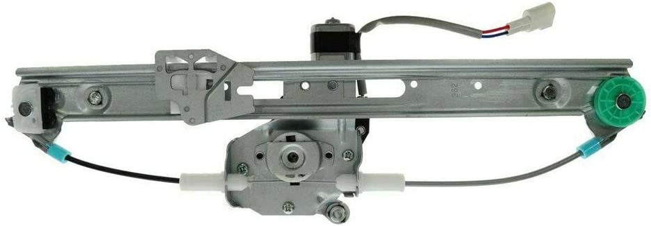 cskj 1pc Rear Right Side w 71 Motor Window OFFicial site Regulator Ranking integrated 1st place