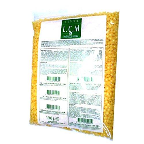 cire goutte blonde miel pastilles 1kg