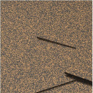 Cork and Nitrile Rubber Sheet - 1/4