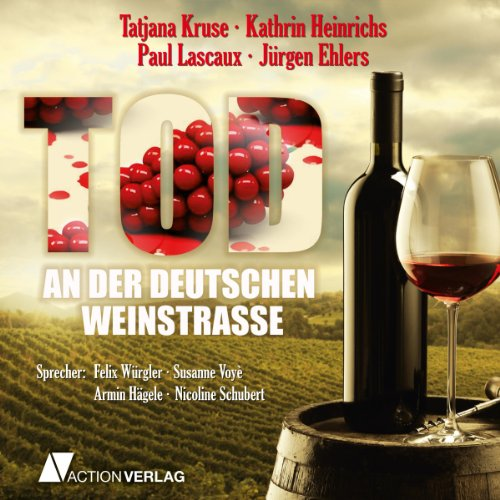 Tod an der deutschen Weinstraße Titelbild