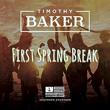 First Spring Break