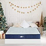 <span class='highlight'>BedStory</span> <span class='highlight'>Double</span> <span class='highlight'>Mattress</span> Open Coil <span class='highlight'>Spring</span> <span class='highlight'>Mattress</span> 4 ft 4 x 6 ft 2 (135x190cm) 5.5-<span class='highlight'>inch</span> Depth 3D Breathable Fabric Cover <span class='highlight'>Mattress</span> with OEKO-TEX Certified