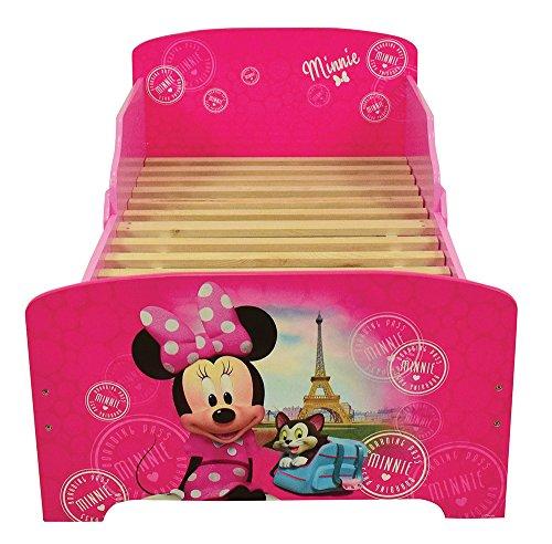 Multicouleur //-13 cm FUN HOUSE 713127 Disney Minnie Veilleuse 3D pour Enfant