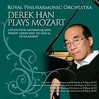 Piano Concertos by Derek Han (2010-07-27)