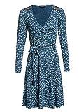 Vive Maria Blueberry Robe, Bleu, XL Femme