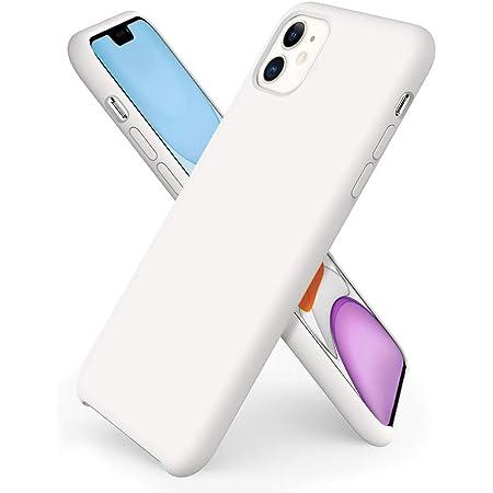 ORNARTO Coque iPhone 11 Pro Max en Silicone, Case Fine en ...