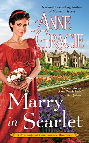 Marry in Scarlet (Marriage of Convenience, Band 4)