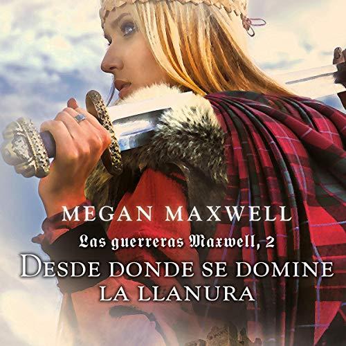 Diseño de la portada del título Desde donde se domine la llanura