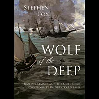 Wolf of the Deep audiobook cover art