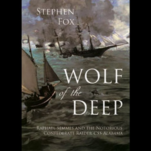 Wolf of the Deep cover art