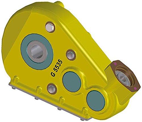 Kratzbodenantrieb - hydraulisches Getriebe 5535