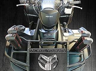 Best suzuki king quad snorkel kit Reviews