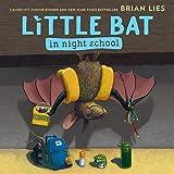 Little Bat in Night School (English Edition)