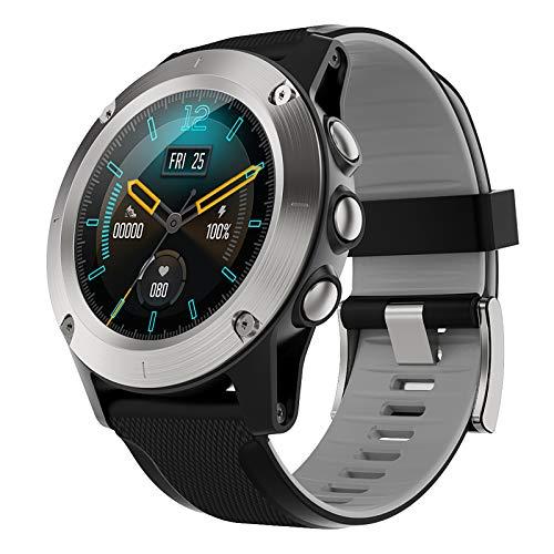 XSWZAQ Reloj Deportivo Inteligente GPS, Entorno Complejo Que Puede Hacer Frente fácilmente a Varios entornos complejos, como montañismo de Aventura en la Naturaleza