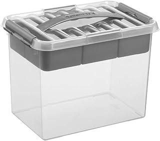 Sunware Q-Line Boîte de Rangement Multifonction Taille Unique