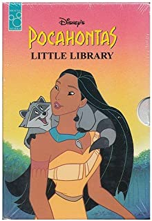 Disney's Pocahontas: A Lesson in Friendship/When Two Worlds Meet/a Proud People/Setting Sail (Little Library)
