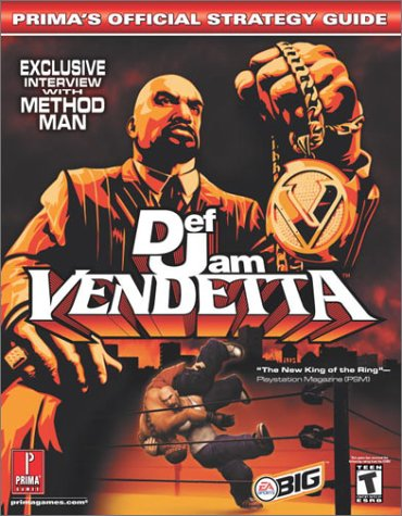 Def Jam Vendetta: Prima's Official Strategy Guide (Prima's Official Strategy Guides)