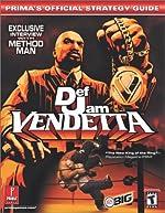 Def Jam Vendetta - Prima's Official Strategy Guide de Prima Development