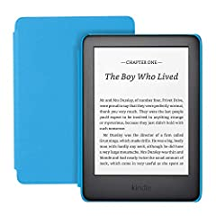 Includes a Kindle (10th generation), a kid-friendly cover, 2-year worry-free guarantee and 1 year of Amazon Kids+ (Fire for Kids Unlimited) with over a thousand books. Kindle Kids is purpose-built for reading, with a black & white glare-free display ...