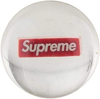 SupremeNewYork Supreme Bouncy Ball Box Logo 100% Authentic Real FW18 Rare Limited Toy