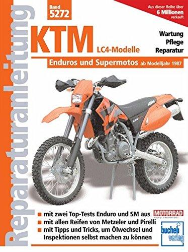 KTM LC4-Modelle: Enduros und Supermotos