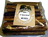 '6 Bully Sticks Pack Of 30 Sealed Odor Free