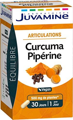 Juvamine JUVAMINE ARTICULATIONS - CURCUMA PIPERINE, 30 gélules