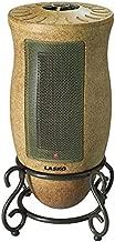 Lasko 6405 Designer Oscillating Heater,Gold