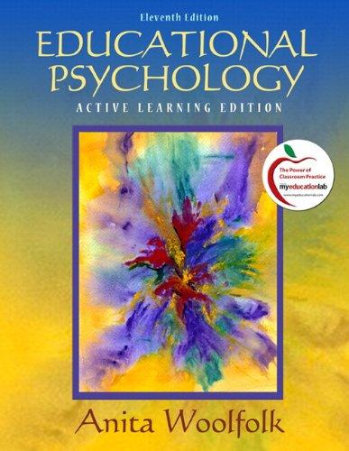 Educational Psychology: Modular Active Learning Edition...