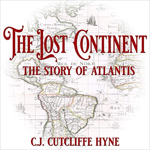 The Lost Continent  By  cover art