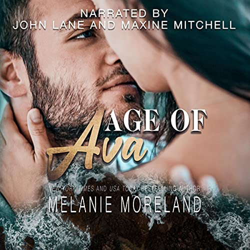 Age of Ava Audiobook By Melanie Moreland cover art