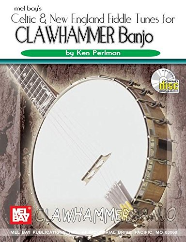 Celtic and New England FIiddle Tunes for Clawhammer Banjo