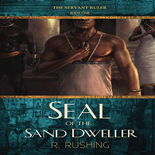 Seal of the Sand Dweller audiobook cover art