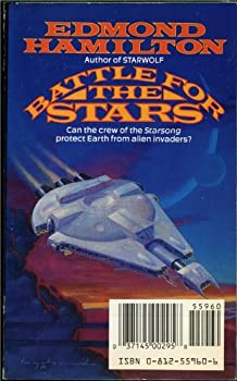 The Nemesis from Terra/Battle for the Stars (Tor Double Novel No. 8) 0812559606 Book Cover