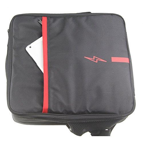 Zhuhaixmy Backpack Shoulder Bag Case Box Cover Beutel Kiste Box Deckel for Parrot AR Bebop Drone 3.0 w/Controller