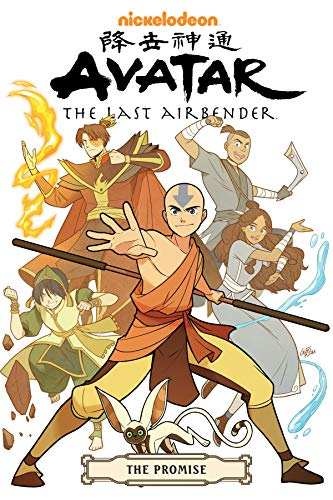 Avatar the Last Airbender: The Promise Omnibus