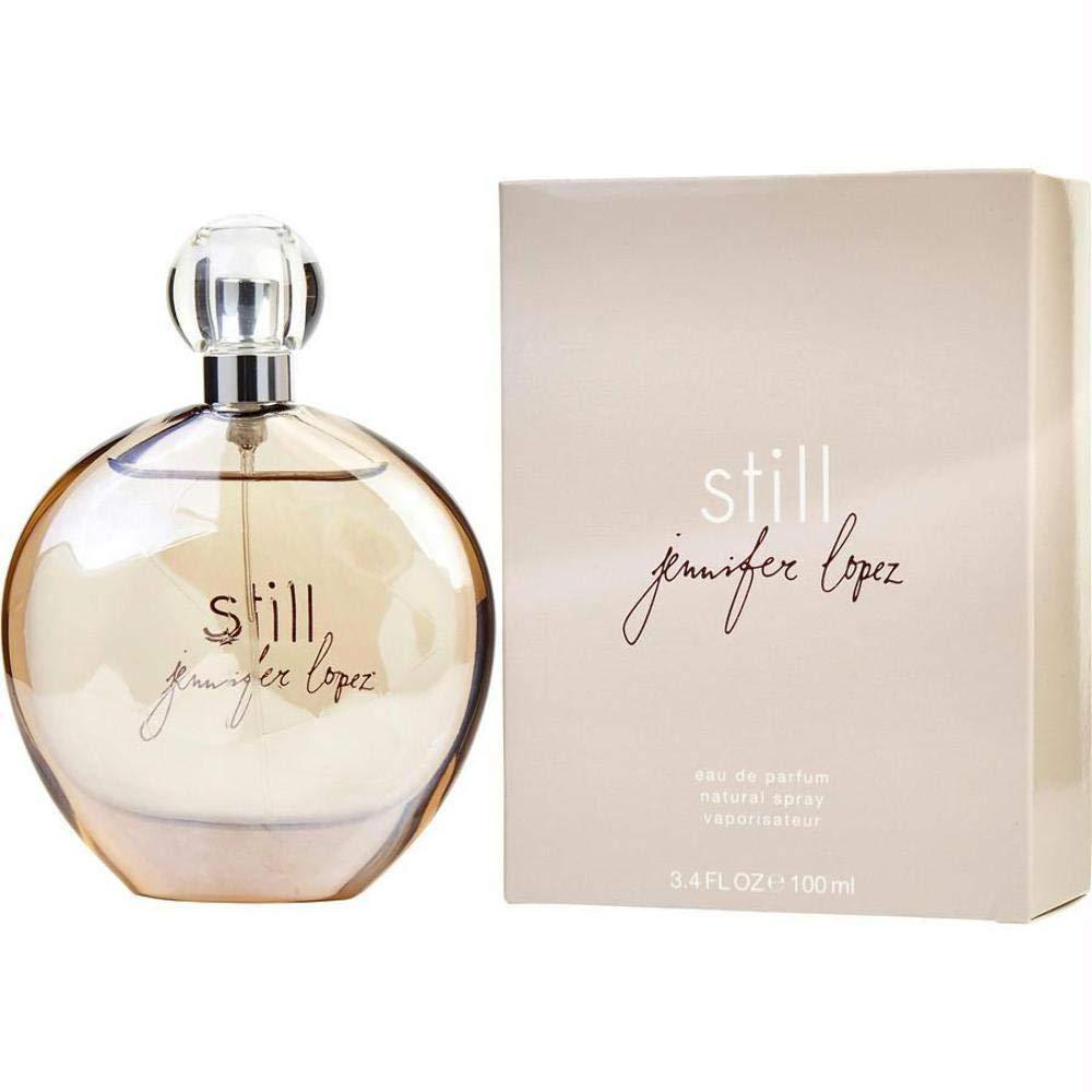 Jennifer Lopez Still Eau De Parfum Spray 100 Ranking TOP1 Women B for Ml Los Angeles Mall 3oz