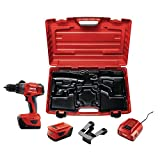 22-Volt Lithium-Ion 1/2 in. Cordless Hammer Drill Driver SF 6H and Kit Box
