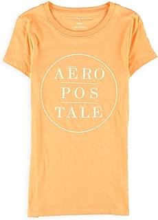 AEROPOSTALE Womens Stacked Circle Embellished T-Shirt