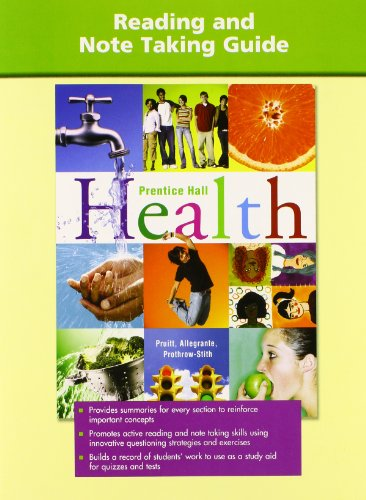 Health : Reading and Notetaking Guide