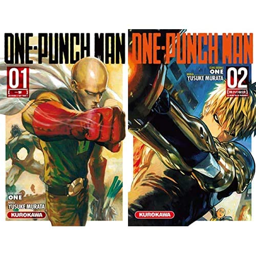 One-punch man Tome 1 - Tome 2