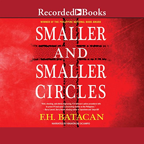 Smaller and Smaller Circles audiobook cover art
