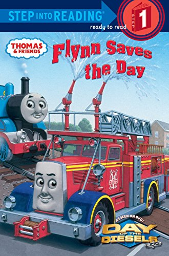 Flynn Saves the Day (Thomas & Friends) (Step into Reading)の詳細を見る